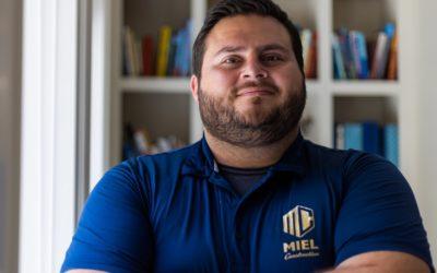 Meet Michael Carvajal   Founder & President of Miel Construction